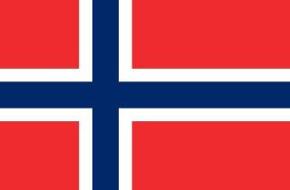 דגל נורווגיה