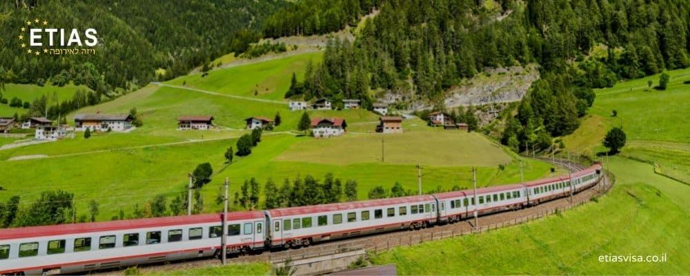 אמצעי תחבורה באוסטריה