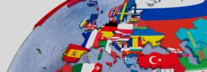 מדינות האיחוד האירופי באילוסטרציה